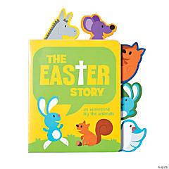 Religious Easter Animal Mini Board Books
