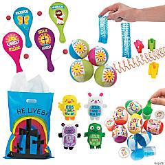 Religious Easter Bunny Bag Kit for 48
