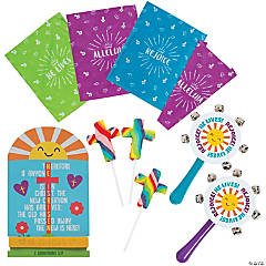 Religious Easter Handout Assortment Kit