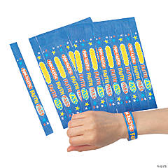 Religious Event Self-Adhesive Wristbands