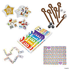 Religious Games Family Gift Set
