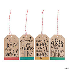 Religious Gift Tags