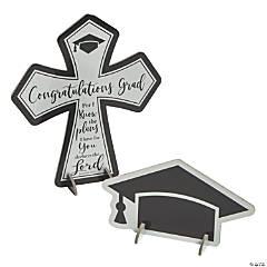 Religious Grad Tabletop Centerpieces
