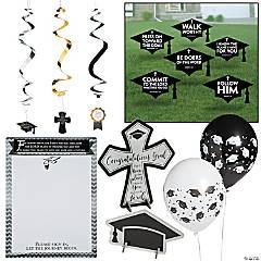 Religious Graduation Party Decorating Kit