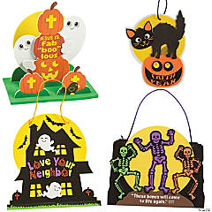 Religious Halloween Craft Assortment