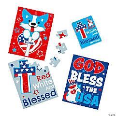 Religious Patriotic Jigsaw Puzzles
