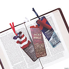 Religious Pledge Bookmarks
