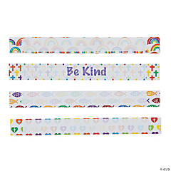 Religious Reminder Paper Bracelets