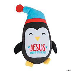 Religious Stuffed Penguins