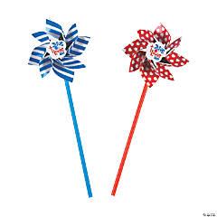 Religious Valentine Pinwheels - 36 Pc.