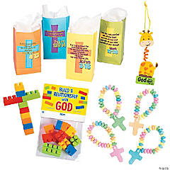 Religious Valentine's Day Handout Kit for 12