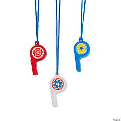 Rescue Heroes Whistles