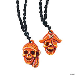 Resin Pirate Necklaces