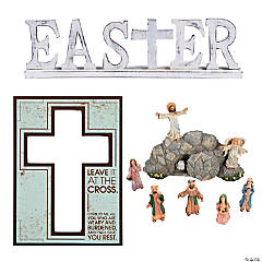 Resurrection Easter Decorating Kit