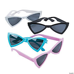 Retro Shaped Sunglasses