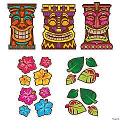 Retro Tiki Cutouts