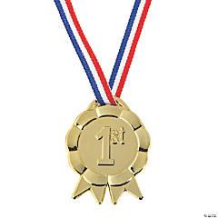 Ribbon Award Medals