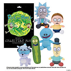 Rick & Morty Plush Blind Bags