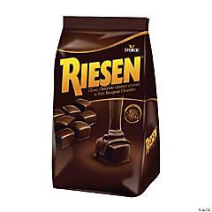 Riesen Caramel Chocolates, 30 oz