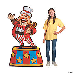 Ring Leader Cardboard Stand-Up