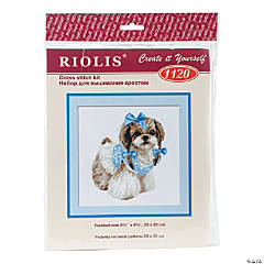 RIOLIS Counted Cross Stitch Kit 9.75