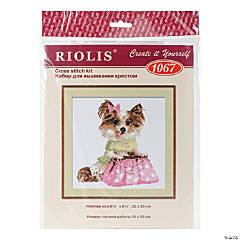 RIOLIS Counted Cross Stitch Kit - Chihuahua
