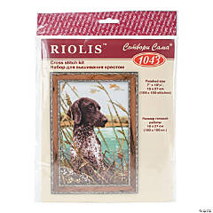 RIOLIS Counted Cross Stitch Kit - Hunting