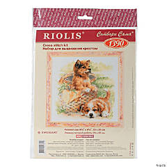 RIOLIS Counted Cross Stitch Kit - Tender Age