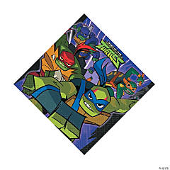 Rise of the Teenage Mutant Ninja Turtles™ Luncheon Napkins