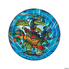 Rise of the Teenage Mutant Ninja Turtles™ Paper Dinner Plates - 8 Ct.