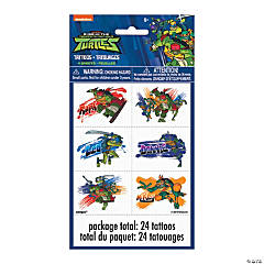 Rise of the Teenage Mutant Ninja Turtles™ Temporary Tattoos