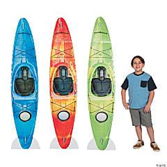 River Canyon VBS Kayak Cardboard Stand-Ups