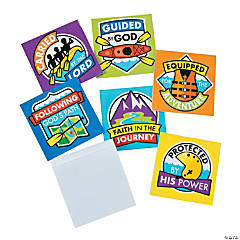 River Canyon VBS Notepads