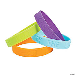 River Canyon VBS Rubber Bracelets