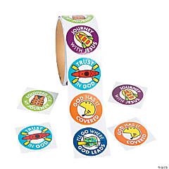 River Canyon VBS Stickers