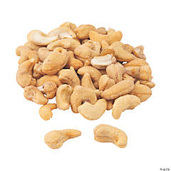 Roasted Salted Cashews - 1 lb.