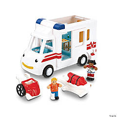 Robin's Medical Rescue, Ambulance Toy
