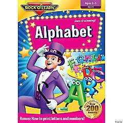 Rock 'N Learn® Alphabet DVD
