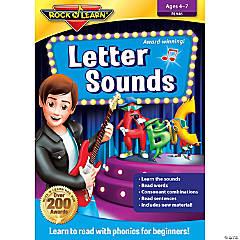 Rock 'N Learn® Letter Sounds DVD