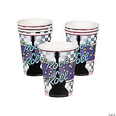 Rock N Roll Cups (8 pc)