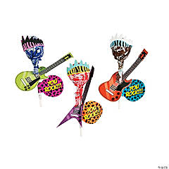 Rock Star Lollipop Craft Kit