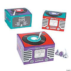 Rockin' 50s Favor Boxes