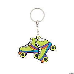 Roller Skate Keychains