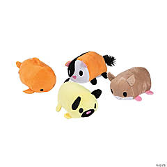 Roly Poly Stuffed Pets