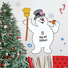 Roommates Dry Erase Frosty Peel And Stick Giant Wall Decals
