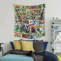 RoomMates Marvel Comic Tapestry