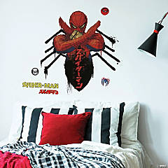 Roommates Marvel Spider-Man Japan Giant Peel And Stick Wall Decal