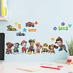 Roommates Paw Patrol Movie Peel And Stick Wall Decals