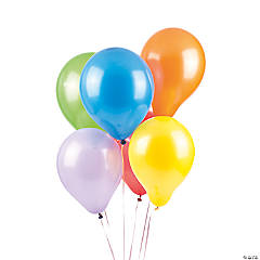 "Round 7"" Latex Balloons"