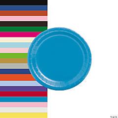 Round Paper Dessert Plates - 24 Ct.